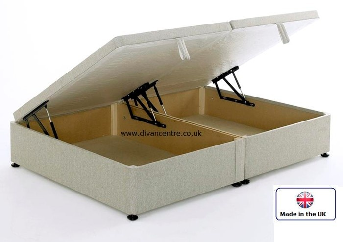 I like the simplicity of these ottoman beds