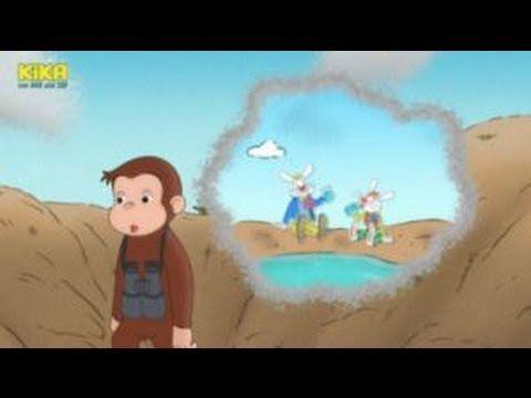 Curious George: Monkey Down Under episode.