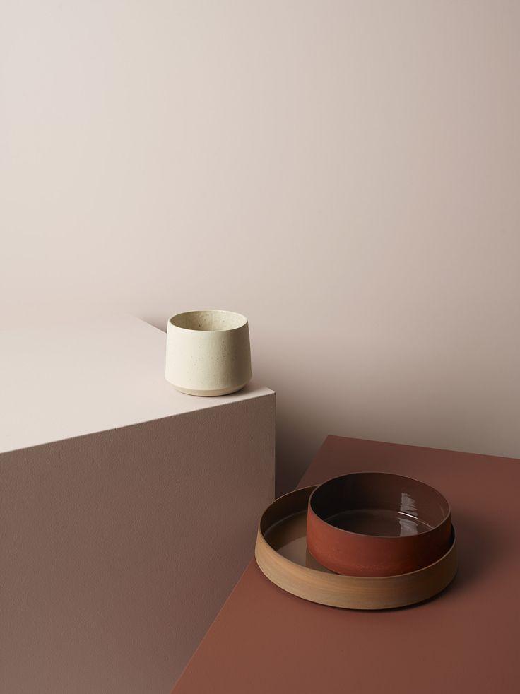 Structure — Norwegian contemporary crafts and design Stilleben by Ann Kristin Einarsen