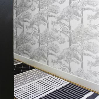 Kallvik tapet - grå - Vallila Interior