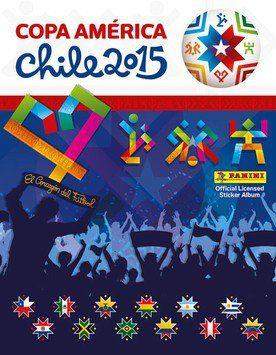 Empty Album - Copa America 2015 Chile