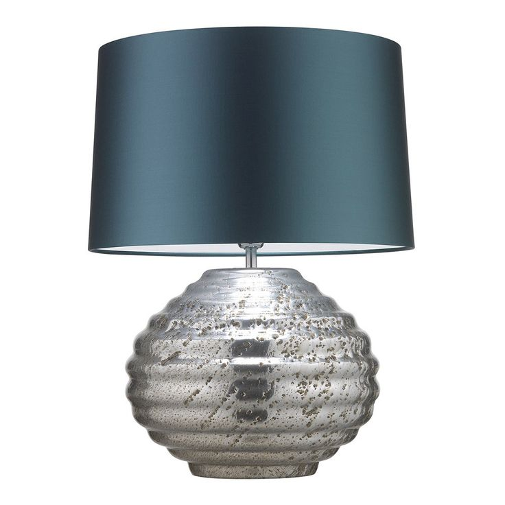 Heathfield U0026 Co Colmea Silver Table Lamp Part 70
