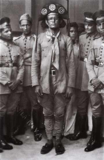 CANGACEIRO VILA NOVA APÓS CAPTURA Em 1938 foi anunciado que passaria, no cine…
