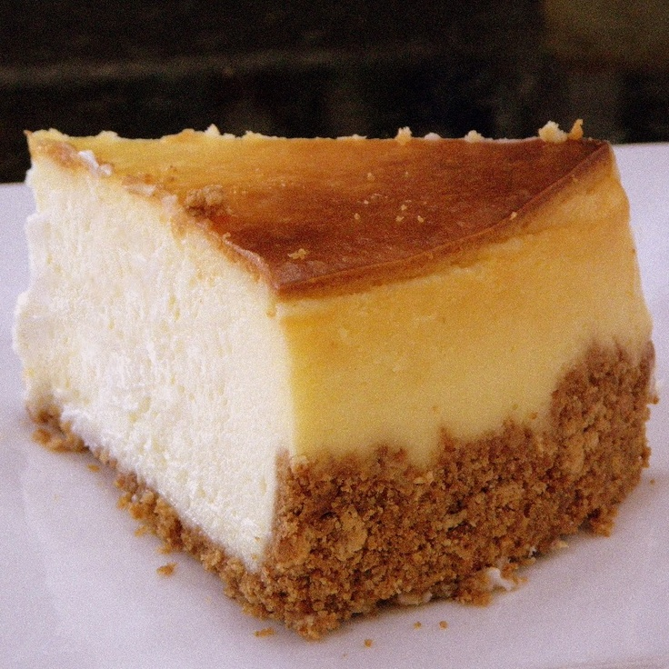 My Year on the Grill: New York, New York Cheesecake Cheesecake... So Nice I Named It Twice