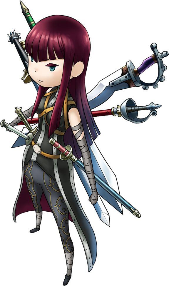 Mistress Blade