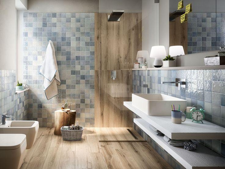 Oltre 25 fantastiche idee su rivestimento per vasca da - Arredo bagno ozzero ...