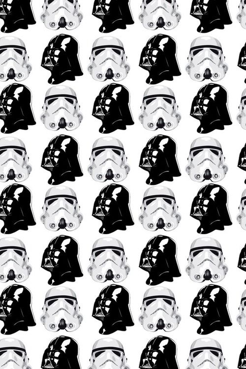 Star Wars pattern Found some stocks of Darth and a Storm trooper and decided to make a pattern http://lcat.artician.com/: