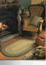 Vintage Sewing Pattern to make a Shabby Chic Rag Rug for sale in my ebay shop dollie.daydreams