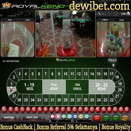 Dewibet.com | Live Casino | Live Keno | Live Number Keno | Live Number Game | Live Roulette
