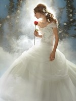 Robe de mariée Disney Fairytales by Alfred Angelo, Belle