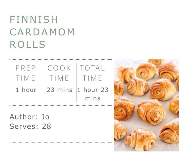 finnish cardamom rolls - Yahoo Image Search Results