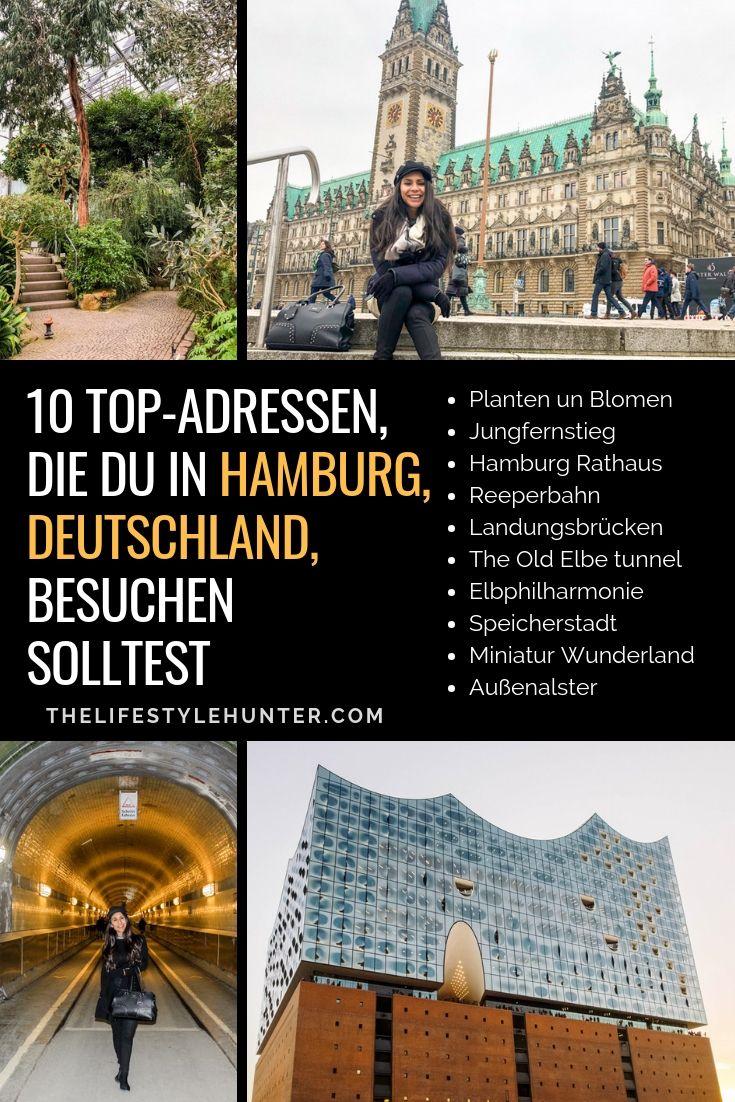 10 Orte Die Sie Unbedingt Besuchen Sollten In Hamburg Deutschland The Lifestyle Hunter In 2020 Hamburg Hamburg Tourismus Weltreise Planen