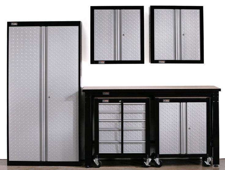 Stack-On Cadet-set Gladiator Cadet Garage Storage System  sc 1 st  Pinterest & 26 best Storage Ideas images on Pinterest   Bedrooms Home ideas and ...