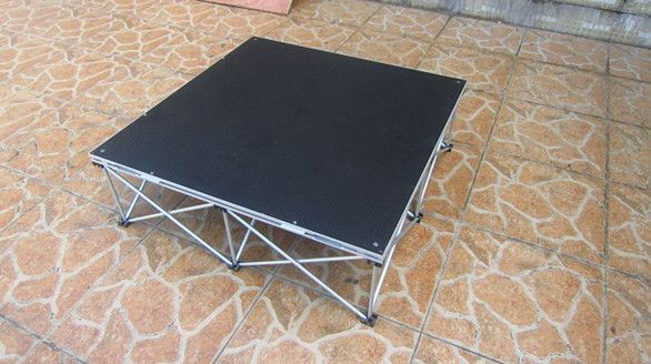 Durable used portable stage for stage events wholesale