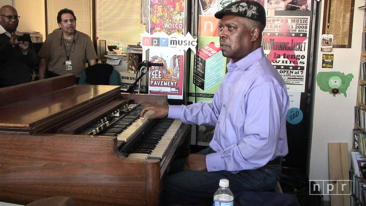 "Jones' name is synonymous with the Hammond B3 organ. At 17, he recorded the instrument's anthem, ""Green Onions,"" with his band Booker T and The MG's. Watch h..."