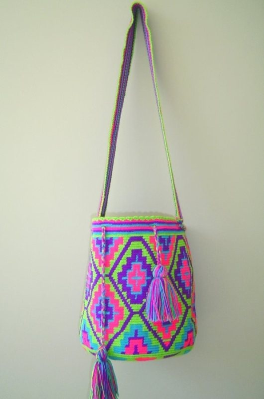 mochila- tribal bag
