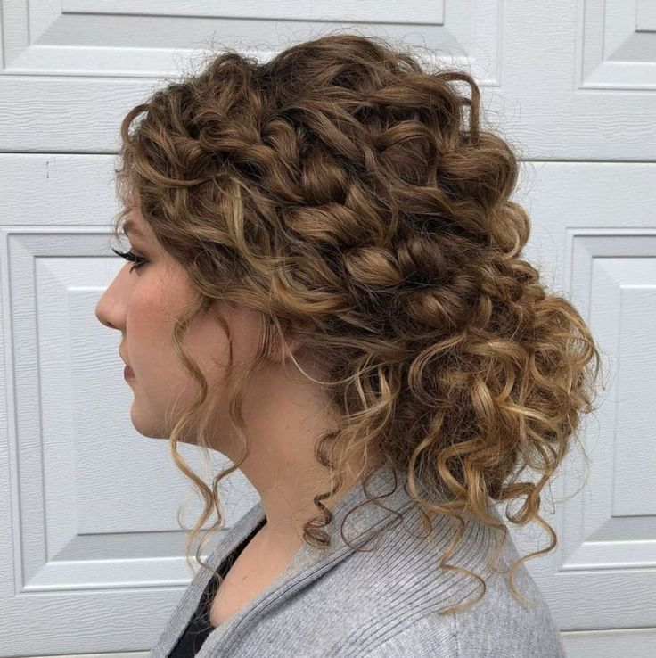 Natural Curly Hair Wedding Hairstyles In 2020 Curly Hair Styles Naturally Curly Hair Styles Hair Styles
