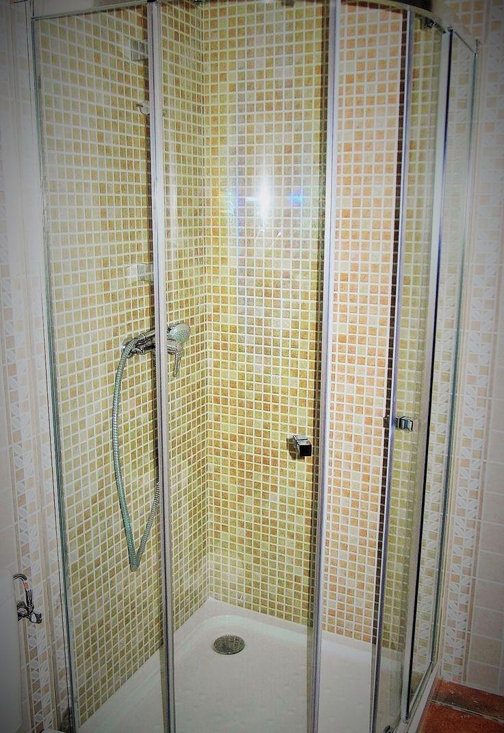 Cabina de ducha de casas prefabricadas de acero y hormigon - Casas prefabricados de hormigon ...
