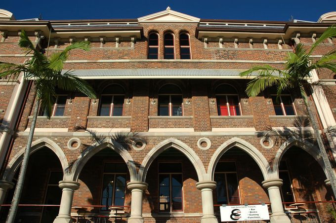 Government Printing Office 84 William St Brisbane