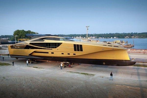 Palmer Johnson Yachts 48m SuperSport