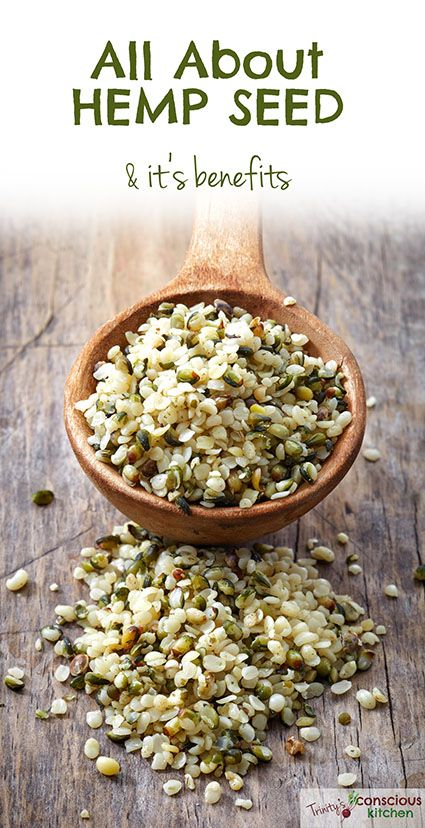 All about hemp seed and it's benefits with delicious recipes! By Trinity Bourne