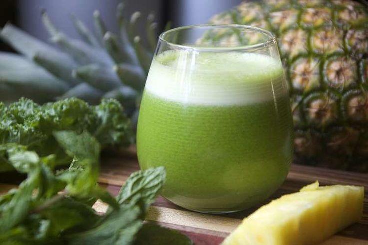 Ο πράσινος χυμός που βοηθά στη διατήρηση της υγείας του θυρεοειδούς via @enalaktikidrasi