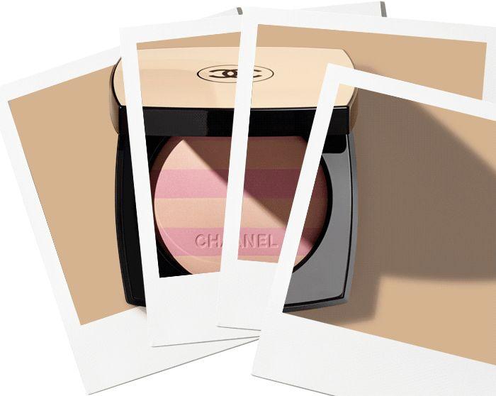 Chanel - #newsletter #gif  #luxe   Objet: Qu'importe votre destination, cet été vous aurez belle mine