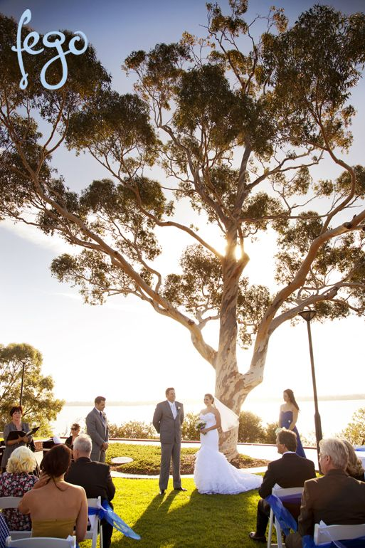 Ceremony at Heathcote