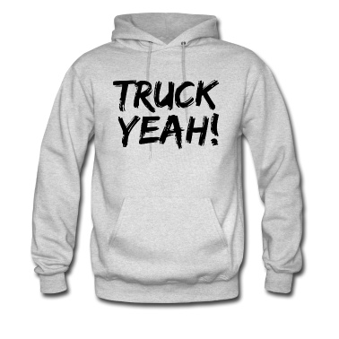 Truck Yeah t-shirts, bumper stickers, car magnets and gifts for truckers. Cool truck yeah saying on clothes, stickers, gifts and gear for truckers, truck lovers, or anyone prone to saying Truck Yeah! Hoodies.