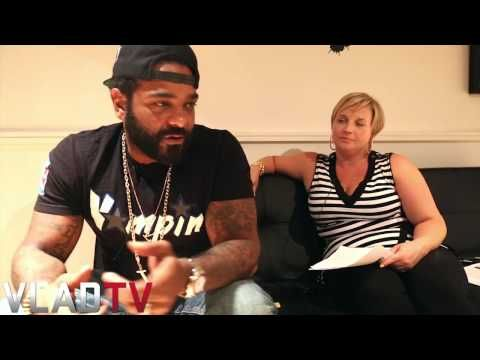 Jim Jones: I'm Managing a Lot of Miami Rappers Right Now - YouTube