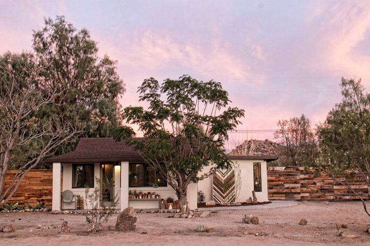 Check out this awesome listing on Airbnb: Cabin Cabin Cabin in Joshua Tree - Houses for Rent in Joshua Tree