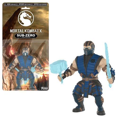 Action Figures: Mortal Kombat X: SUB-ZERO