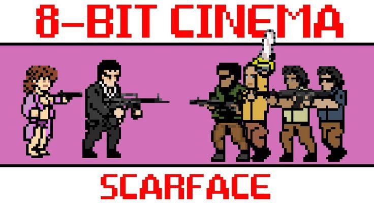 Scarface - 8 Bit Cinema
