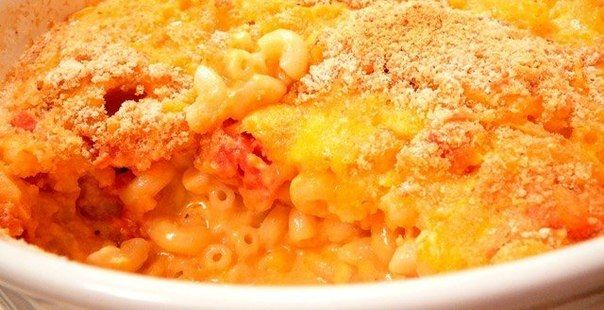 Мак-н-чиз - лучшая американская еда » Кулинарные рецепты
