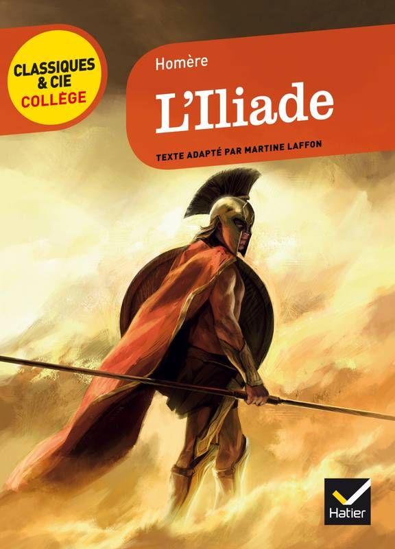 L'Illiade (VIIIe siècle av. J.-C.) - R HOM