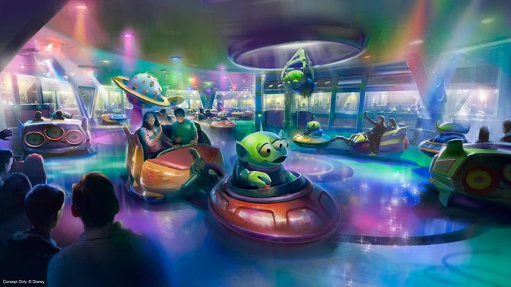 With blockbuster expansion continuing at Disney's Hollywood Studios, we're rolling out the red carpet for the new Toy Story Land opening this summer. Our Guests will get to play big in Andy's backyard and also get to ride big on two
