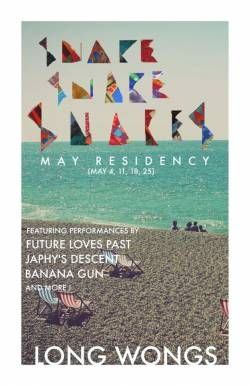 Flier of the Week: Snake! Snake! Snakes! - Up on the Sun