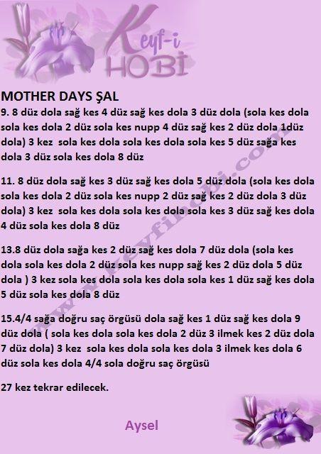 Mother's Day etol