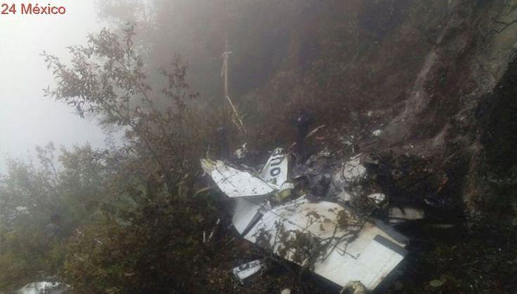 Cae avioneta en Chilpancingo; se desconoce número de muertos