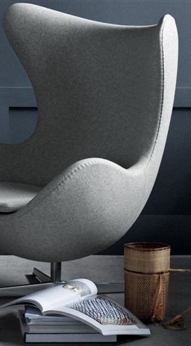 Egg chair - Arne Jacobsen - FRITZ HANSEN