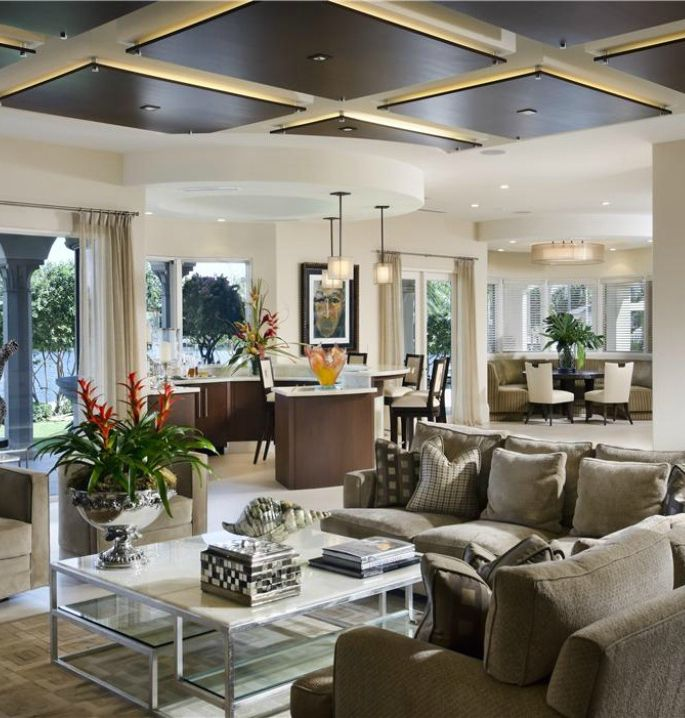 Spacious open concept family living area nothing short of spectacular see more at http