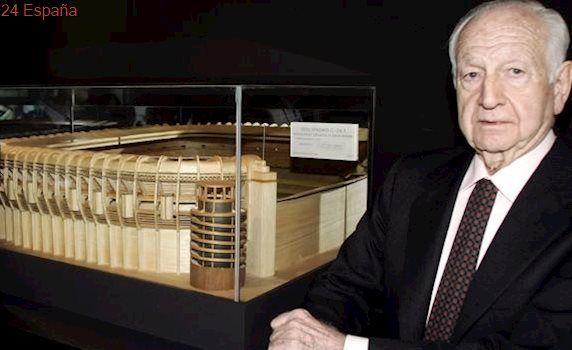 Fallece Antonio Lamela, el arquitecto de las Torres Colón y la ampliación del Bernabéu