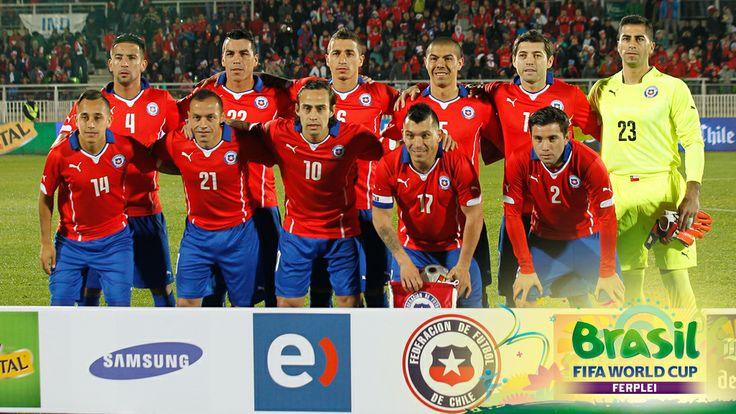 Diario Marca caricaturizó a los jugadores de la Selección Chilena [FOTO]