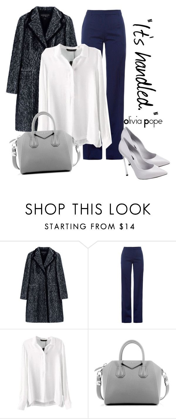"""""""Scandalicious"""" by nimas on Polyvore featuring Giambattista Valli, Altuzarra, Givenchy, Casadei, women's clothing, women, female, woman, misses and juniors"""
