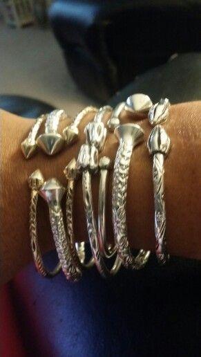 West Indian bracelets/Trinidad & Tobago | Bracelet goals ...