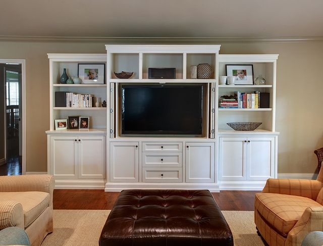Entertainment Center   Traditional   Living Room   Birmingham   Quartersawn  Custom Cabinetry And Woodworks, LLC   FR/LR/BR!   Pinterest   Custom  Cabinetry ... Awesome Design