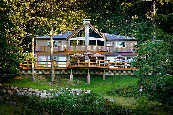 Gowlland Harbour Resort -Quadra Island/ Vancouver Island & Gulf Island Weddings/Destination Wedding/ Beach Wedding