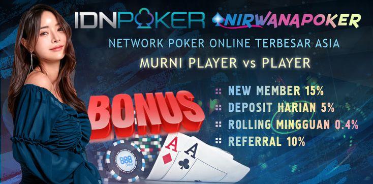 Situs Agen Resmi IDN Poker Online Terbaik Terbaru