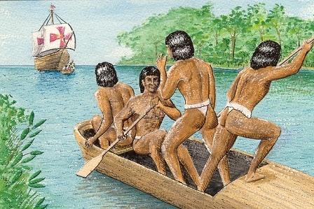 1. Los indios caribe en la etapa del descubrimiento y conquista de Cartagena de Indias www.cartagenadeindiaslive.com