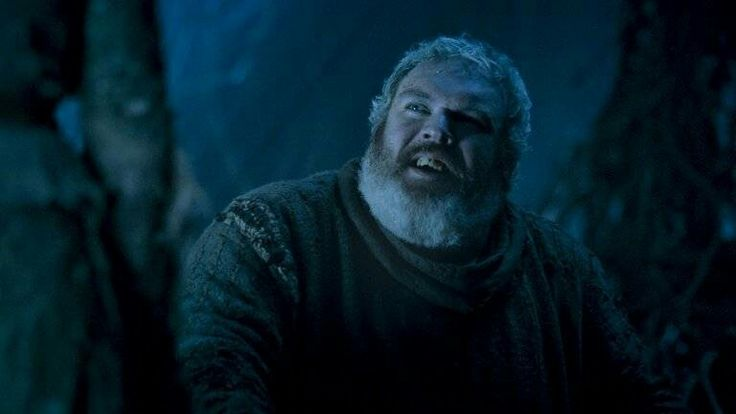 I am mourning the death of the gentle  giant. We now know what Hodor means